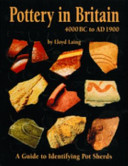 Pottery in Britain, 4000 BC to AD 1900