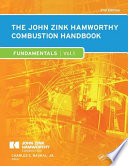 The John Zink Hamworthy Combustion Handbook Second Edition book