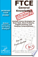 FTCE General Knowledge Test Strategy