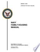 Navy Family Housing Manual