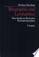 Biographie und Lernhabitus