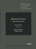 Advanced Torts