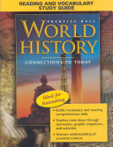 World History  Connections to Today Revised Survey English Reading and Vocabulary Study Guide 2005c