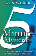 5 Minute Mysteries for the Armchair Detective Trap A Murderer? Catch A Thief? Expose A