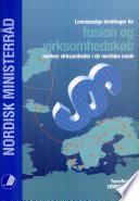 Lovm  ssige hindringer for fusion og virksomhedsk  b mellem virksomheder i de Nordiske lande