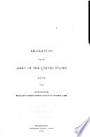 Regulations for the Army of the United States  1901