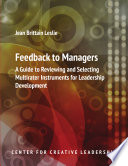 Feedback to Managers