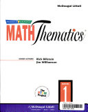 Middle grades math thematics