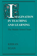 Imagination In Teaching And Learning book