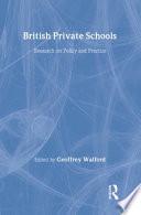 British Private Schools