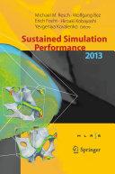 Sustained Simulation Performance 2013