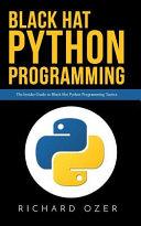Black Hat Python Programming