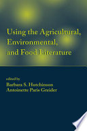 Using the Agricultural, Environmental, and Food Literature Electronic Media To Locate Hard To Find
