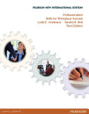 Professionalism Pearson New International Edition