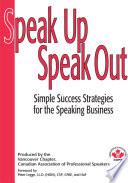 download ebook speak up speak out pdf epub