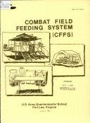 Combat Field Feeding System  CFFS