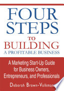 Four Steps To Building A Profitable Business