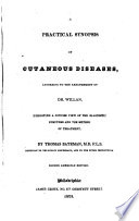 A practical synopsis of cutaneous diseases according to the arrangement of Dr. Willan Pdf/ePub eBook