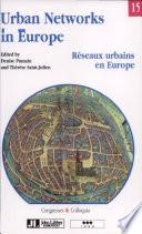 R  seaux Urbains en Europe