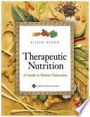 Therapeutic Nutrition