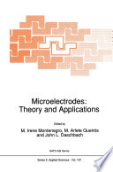 Microelectrodes  Theory and Applications