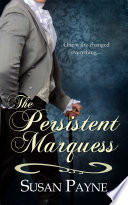 The Persistent Marquess Book Cover