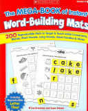 The Mega Book of Instant Word Building Mats