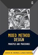 Mixed Method Design