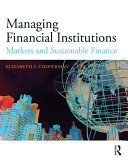 Managing Financial Institutions Book