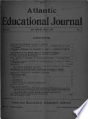 Atlantic Educational Journal