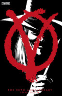 V for Vendetta 30th Anniversary Deluxe Edition Book