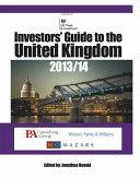 download ebook investors\' guide to the united kingdom 2013/14 pdf epub