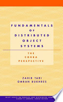 Fundamentals of Distributed Object Systems