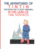 cover img of Tintin in the Land of the Soviets