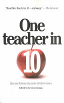 One Teacher in 10