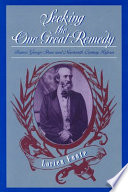Seeking the One Great Remedy Francis George Shaw and Nineteenth-century Reform