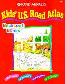 Kids  U S  Road Atlas