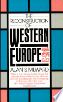 Ebook The Reconstruction of Western Europe, 1945-51 Epub Alan S. Milward Apps Read Mobile