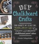 download ebook diy chalkboard crafts pdf epub