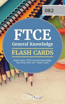 FTCE General Knowledge Flash Cards
