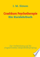 Crashkurs Psychotherapie
