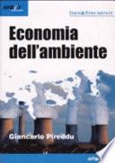 Economia dell ambiente