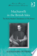 Machiavelli in the British Isles