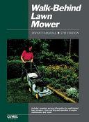 Walk Behind Lawn Mower Ed 5