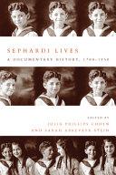 Sephardi Lives