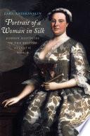 Portrait of a Woman in Silk