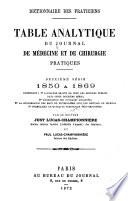 Journal de m  decine et de chirurgie pratiques