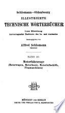Illustrierte technische W  rterb  cher