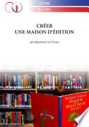 Cr  er une maison d   dition en France