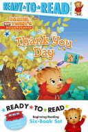 Daniel Tiger Ready to Read Value Pack